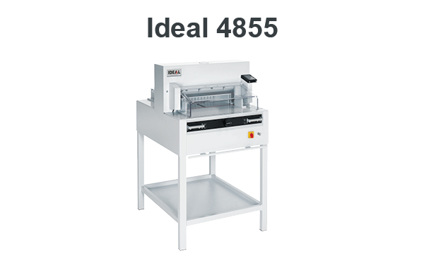 Ideal 4855 Stapelsnijmachine